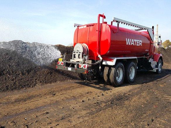 Compost Odor Control